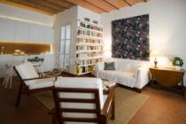 spacious flat for rent by months in Barcelona