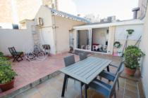 Completely refurbished and equipped penthouse with everything needed to move, monthly rentals 1-11 months